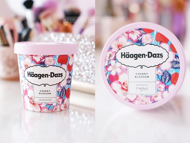 Kirschblüten Eis