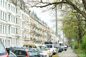 Dresden Neustadt Häuserblock