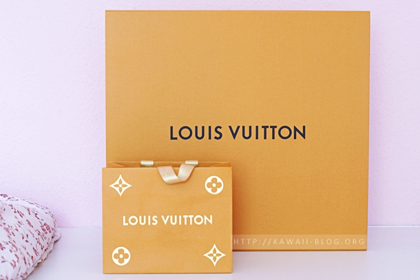 Louis Vuitton Geschenkverpackung 2018