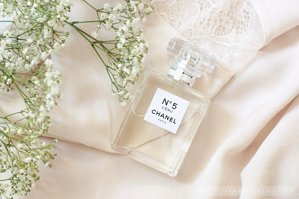 Chanel - N°5 L'eau Flakon
