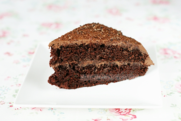 Schoko Torte vegan