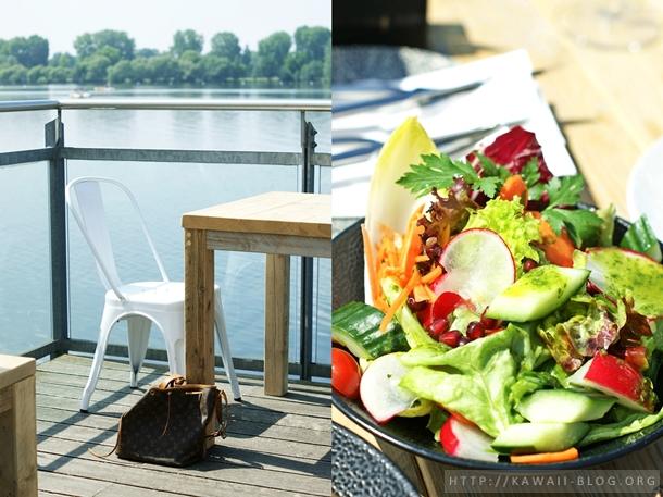 Bootshaus Nürnberg Salat