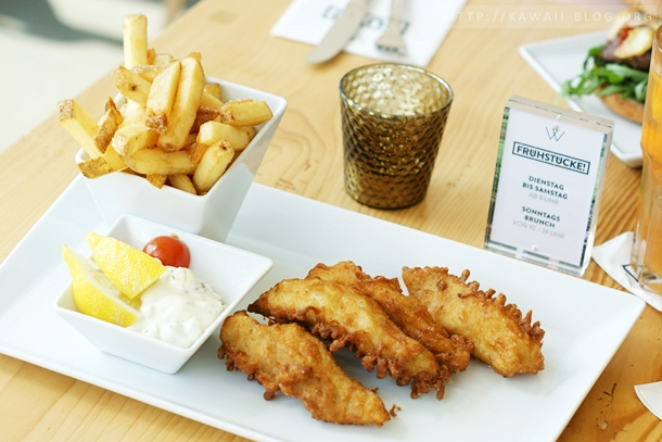 Fish & Chips Weissglut Amberg