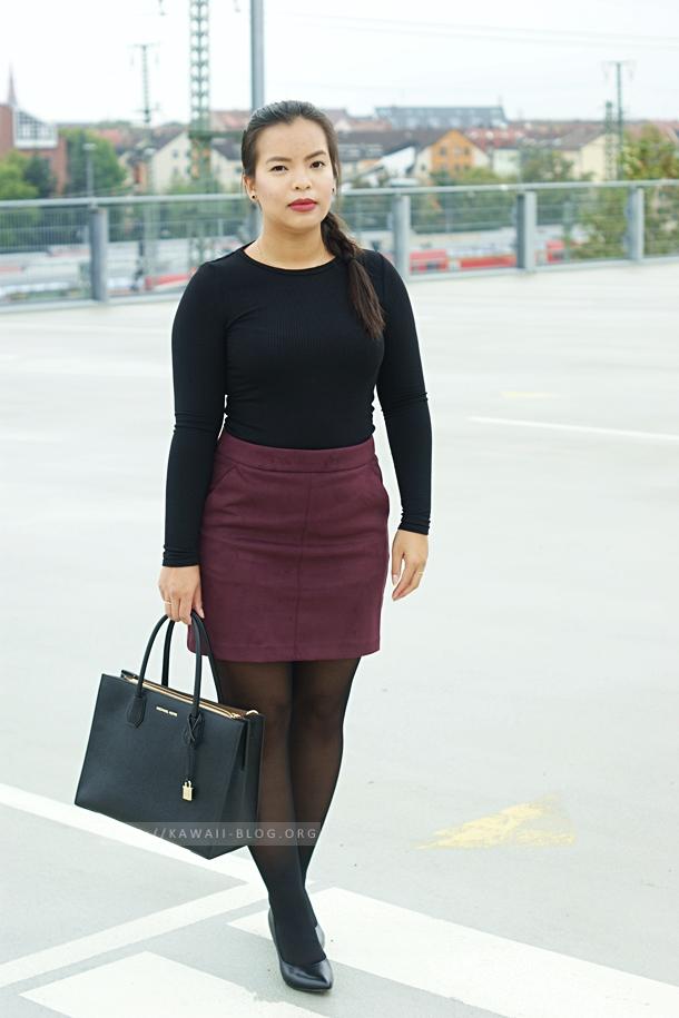 Outfit für den Herbst
