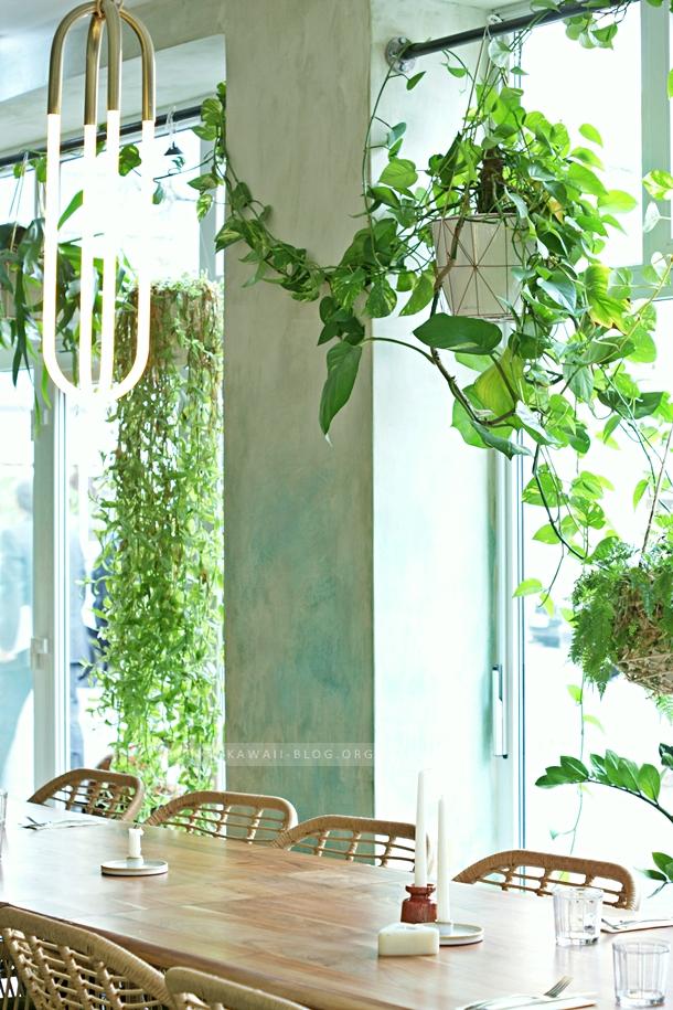 Globo Restaurant Interior