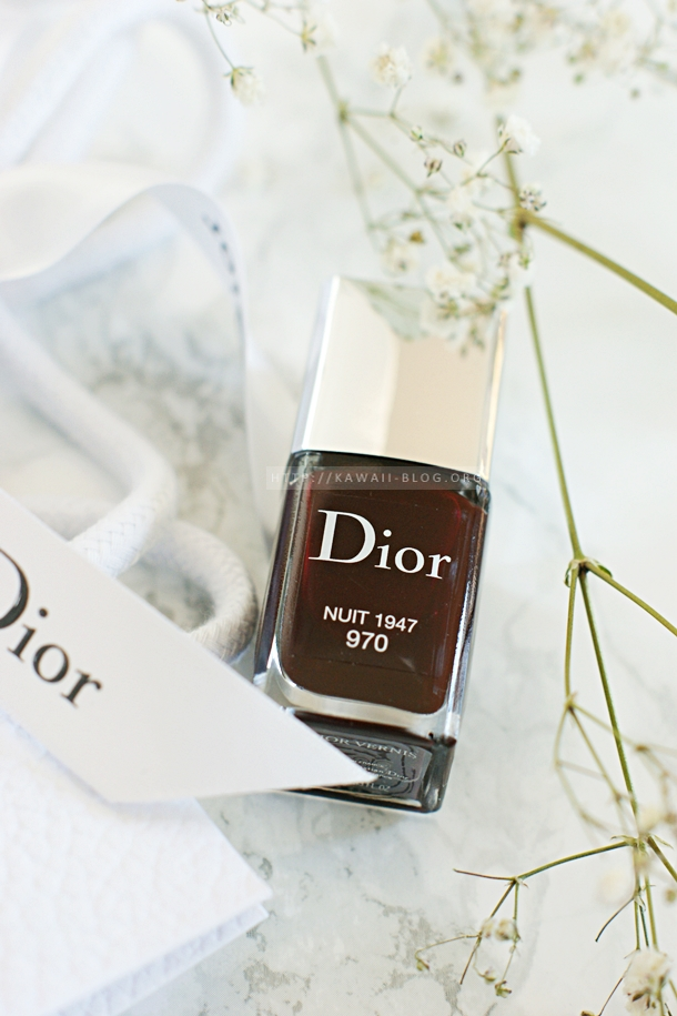 Dior Nail Lacquer Nuit 1947