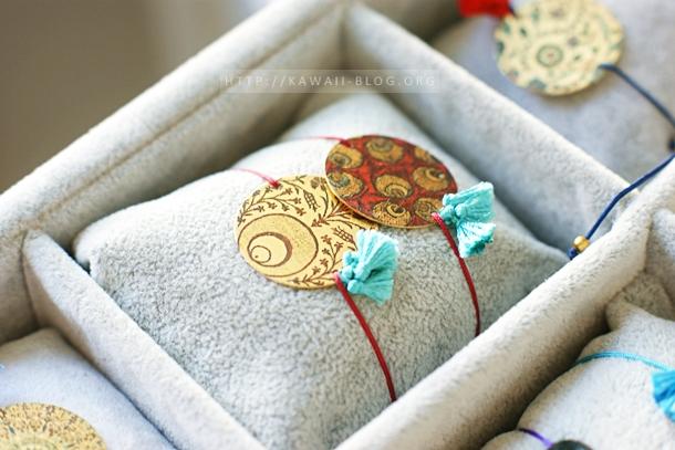 Ornamente Armband filigran