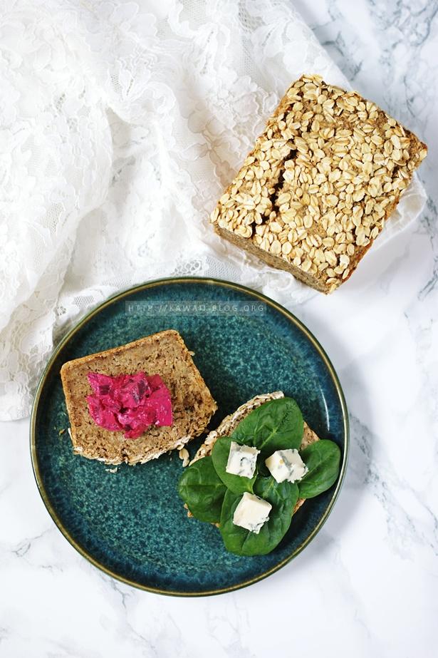 Gesundes Brot mit Quinoa