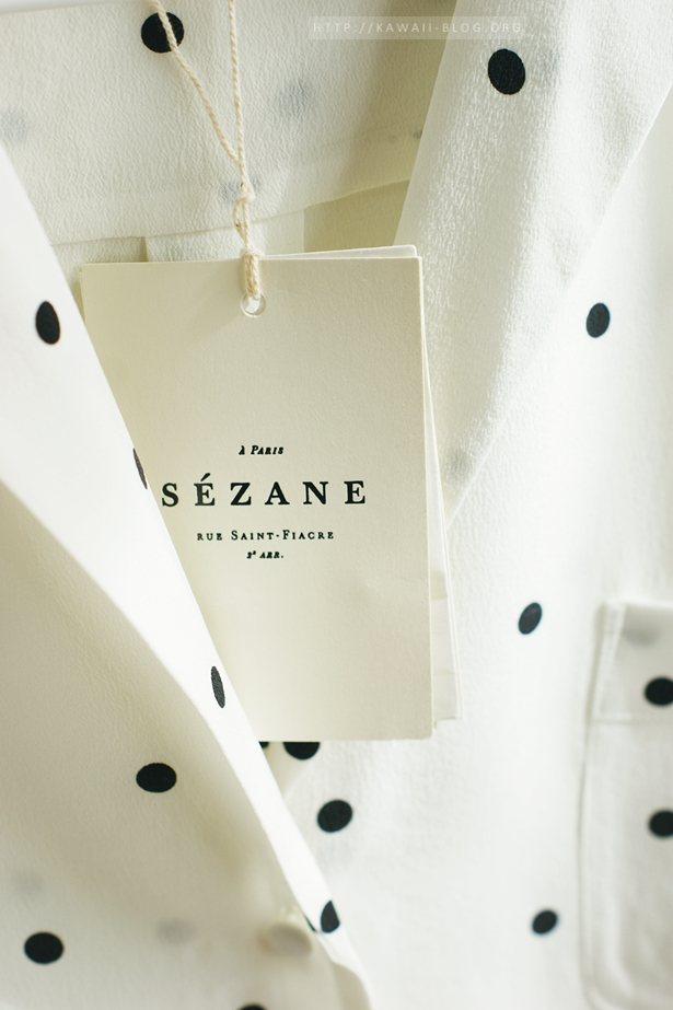 Sezane Bluse
