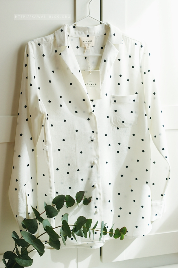 Sezane Florence Shirt