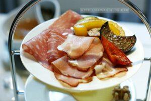 Ein Stück vom Glück - gemischtes Frühstück