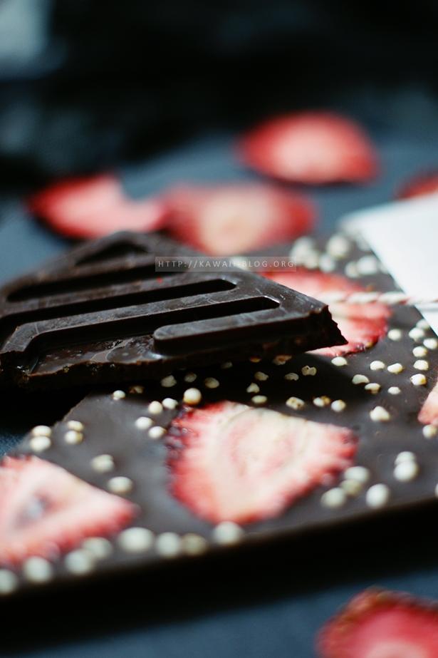 Schokolade clean