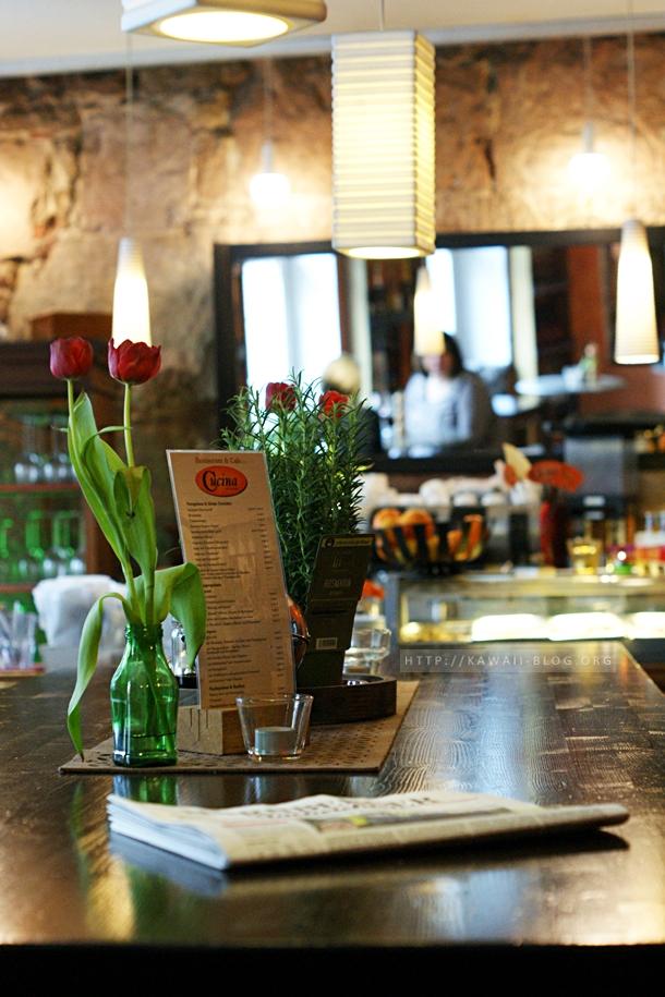 Italienisches Restaurant Cucina al Centro in Nürnberg - Testbericht