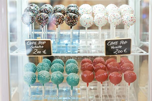Cake Pops von Sandybel