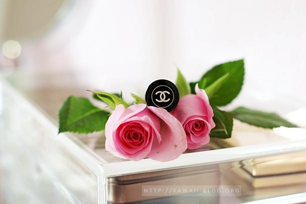 Chanel Mascara mit Rosen