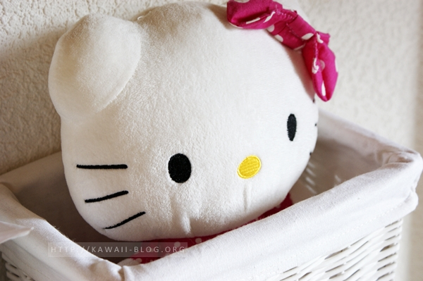 Hello Kitty Plushie