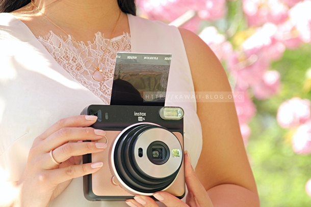 Instax SQ 6 EX D Blush Gold