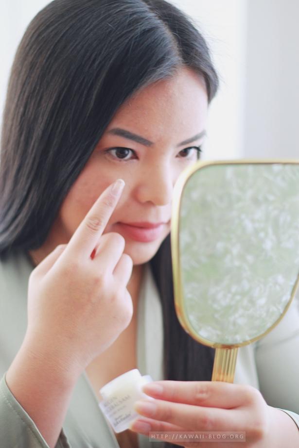 Portrait mit Spiegel