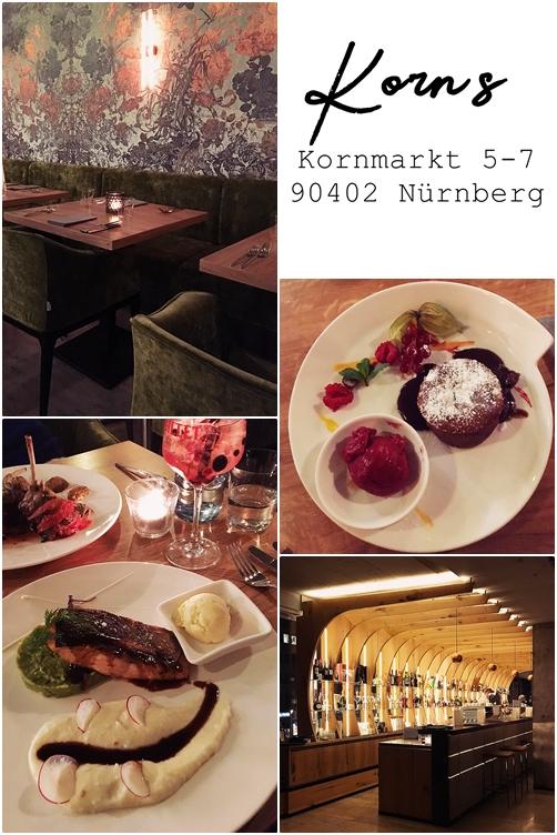 Restaurant Korn's Nürnberg