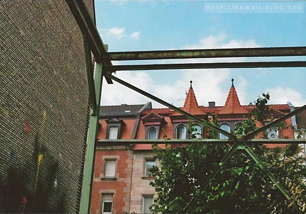 Skyline von Gostenhof