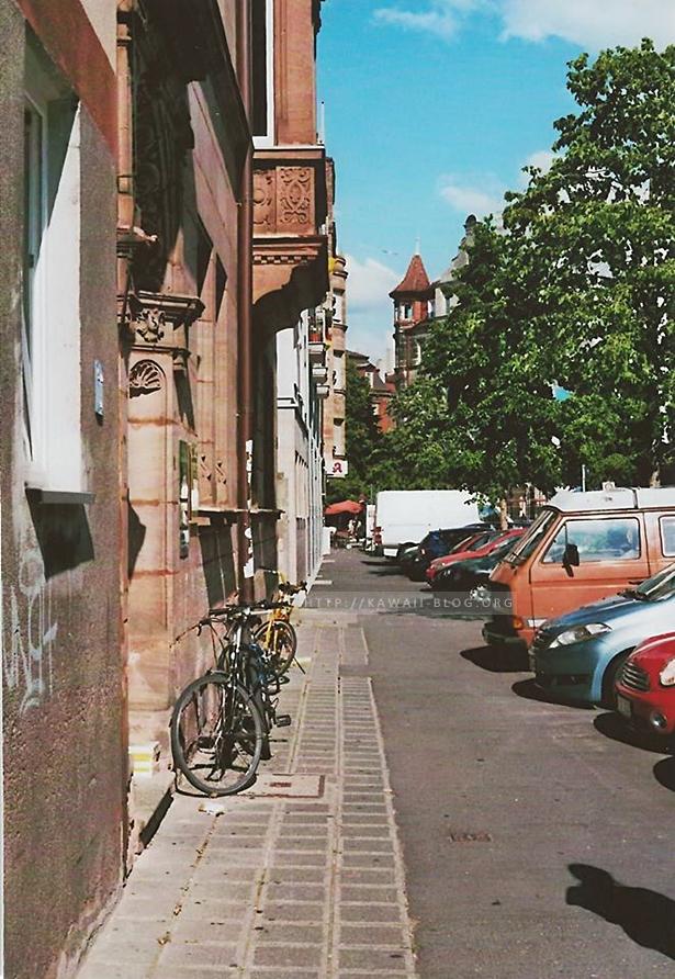 Straße von Gostenhof