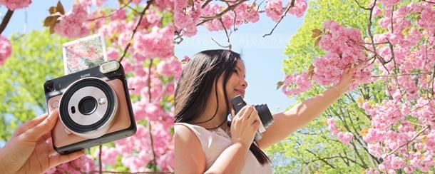 Instax Polaroid quadratisch