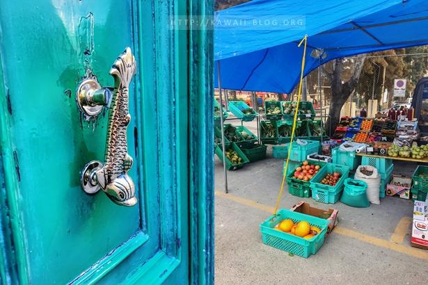 Malta Straßenmarkt