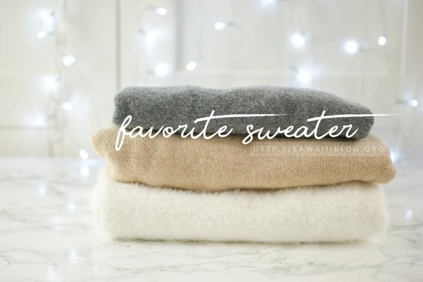Pullover aus Naturfasern