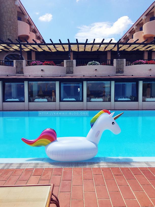 Floating Unicorn