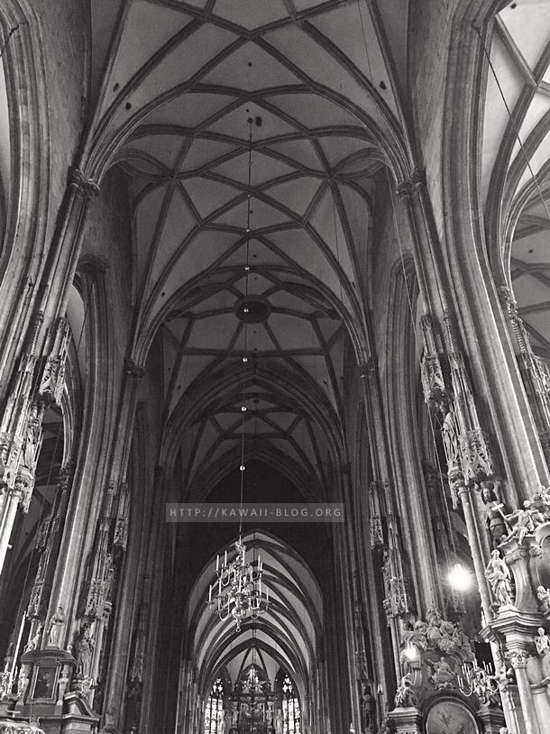 Stephansdom Wien von Innen